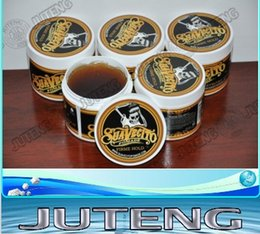 Wholesale JTXY25 Suavecito Pomade Gel oz g Strong Style Restoring Ancient Ways is Big Skeleton Hair Slicked Back Hair Oil Wax Mud