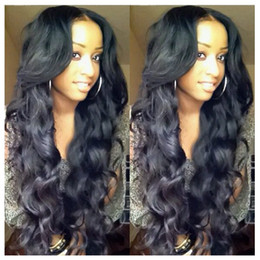 Brazilian Hair Wigs For Black Women Cheap Glueless Full Lace Wig Unprocessed African American Lace Front Human Hair Wigs Baby Hair