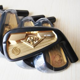 Hot sale New mens Golf Heads HONMA AP280 Golf irons Heads 4-9P Irons clubs heads Free shipping