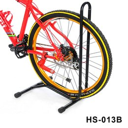 Wholesale L shaped Mountain bicycle front garage rack stand for bike garage bike wheel stand L type storage stand
