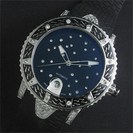 2016 New arrival top quality luxury watches for women mechanical automatic rubber wristwatch 023