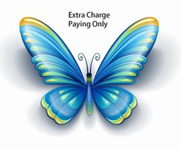 Wholesale Extra charge paying and Shipping cost paying