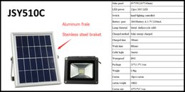 Wholesale High quality solar energy lawn garden light waterproof super high brightness LED garden lamp W aluminum frame stainless stee