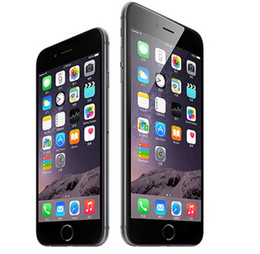 Original Iphone Apple Iphone 6 with fingerprint Unlocked Cell phones 4.7 4G LTE IOS 8.0 Dual Core GPS refurbished cellphone