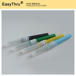 Wholesale Pen Type Sterilized Disposable Blood Collection Needle Blood Sampling Needle Size G G G