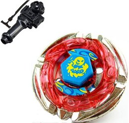 Wholesale 4D hot sale beyblade STORM AQUARIO SUPER C AUOARIO Masters D fang leone Beyblade BB Metal fusion set Fury Launchers spin pro