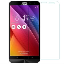 For ASUS Zenfone 5 lite Zenfone 2 Laser 6.0 ZE601KL 2.5D 0.26mm front tempered glass screen