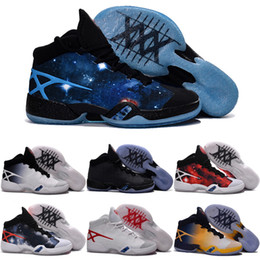Wholesale 2016 New Basketball Shoes Men High Quality Cheap Retro 30 XXX Hot Sale Sports Shoes J30 Trainers Free Shipping Size 40-46