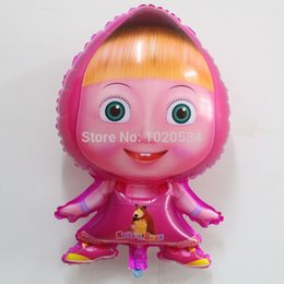Wholesale News cm Martha Helium balloon for kids toys and Birthday Party Decoration foil balloon