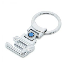 Wholesale Popular Car Keychains for BMW Resin Metal Chrome Fashion Interior Accessories Keychains Automobiles Keys New Arrivals