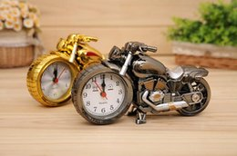 Wholesale Locomotive modeling toys, creative children's toys. Cool Motorcycle Alarm, creative home gifts