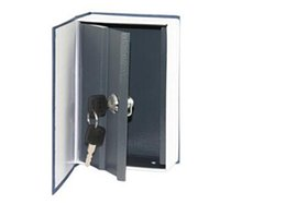 Wholesale EMS New Arrival Metal Cash Secure Hidden New English Dictionary Booksafes Money Box Coin Books Safe Secret Piggy Bank S Size jy817