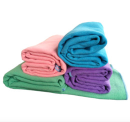 High Temperature Yoga Towel Micro-Fiber Non Slip Yoga Towel Fitness Towel