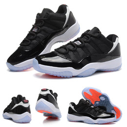 (With SHOES Box)Free Shipping Retro 11 XI Space Jams INFRARED 23 528895-023 Hot Sale Men and Women Hot Sale Shoes