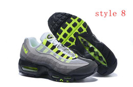 Wholesale Air New ArrivaL Max ESSENTIAL Anniversary men s air cushion running shoes Original quality factory outlet Size US