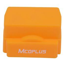Meike flash de la cámara en Línea-Cámara Mcoplus Naranja de silicona difusor de flash para Canon Nikon Meike Yongnuo Speedlite SB910 SB900 SB600 SB400 580EX II 430EXII