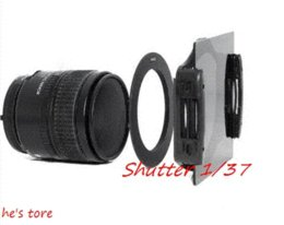 Free 13in1 72mm Adapter ring + ND2 ND4 ND8 Square filter For Cokin P series filter adapter ring