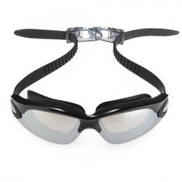 UV Protection Swim Goggles with Long Lasting Anti Fog Technology for Women and Men