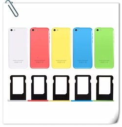Wholesale for iPhone C Green Back Cover Full Housing Assembly with Cables and Small Parts