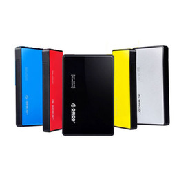 "ORICO 2588US3 USB 3.0 2.5"" Inch SATA HD Hard Drive Disk HDD External Enclosure 5 Colors Avaliable"