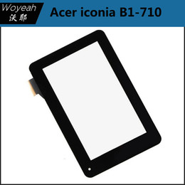 Wholesale Acer Iconia Tab B1 Inch Black Touch Screen Panel Digitizer Sensor Glass Repair Replacement Parts