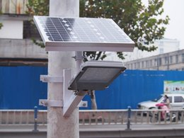 Can be integrated lithium can board one of the street lights super bright outdoor lighting Rural D