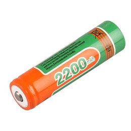 Wholesale SupFire lithium battery mah actual capacity with MSDS report and CE certificates LED flashlight accessories