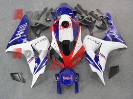 NEW 2014 Racing Look Fairing Injection Bodywork Kit Set CBR1000RR 2006-2007 V34.