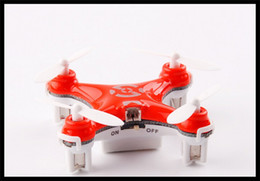 Wholesale 2016 new popular remote control nano quadcopter rc mini drone cx with various colors best gift toys for children