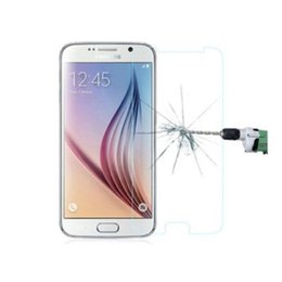 Wholesale Premium Tempered Glass Front Screen Protective Film For Samsung Galaxy NOTE J1mini A9100 A7100 S3 S4 S5