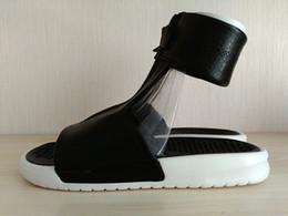Wholesale new Popular Womens Benassi JDI Slide Sandal Shoes discount Cheap mens Outdoor Boost Sneaker Hot Selling Shoe yakuda s store