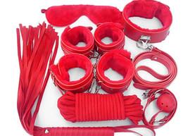 SM alternative Sex toys tied bondage straps Simple Bed