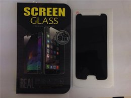 Wholesale Best Selling Top Quality H Privacy Tempered Glass Screen Guard For Iphone plus