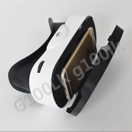 Smart 3D Virtual Reality Glasses 5.0 Version Casque professionnel VR Box pour Smartphones Jeux et films avec pack de vente au détail à partir de jeu casque professionnel fournisseurs