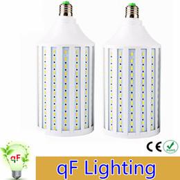 Wholesale High power E40 B22 E27 Led Corn Lights SMD W leds Led lamp Bulbs Angle AC V spotlight lighting