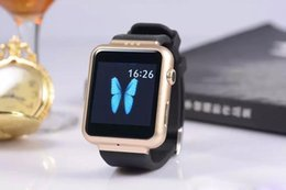 Wholesale Smart Watch K8 Android system for Android Smart Phones Support SIM Card Smartwatch Phone with M Pixels Webcam Wifi FM