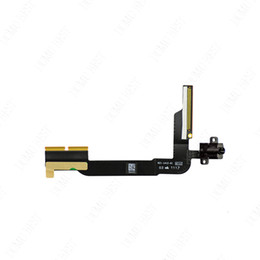 Wholesale Hot Sales OEM Replacement for iPad Headphone Audio Jack Flex Cable With PCB Board Grade AAA