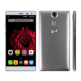 Wholesale THL T7 G LTE Touch ID Fingerprint Scanner Bit Octa Core MTK6753 GB GB inch IPS HD MP Camera Smartphone