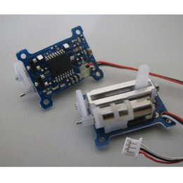 Wholesale 2x g Digital Ultra Micro Linear Servo V Tail Function GS Left Right
