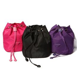 Wholesale-Women logo Classic Gauze elegant famous brand beauty cosmetic case luxury makeup organizer bag designer toiletry clutch bag VIP g