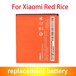 Wholesale Mobile Phone Hongmi battery For Xiaomi Hongmi Red Rice Battery mAh V BM41