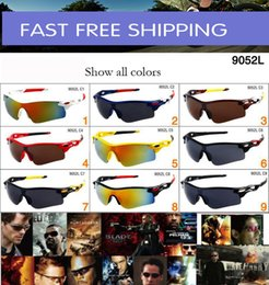 Wholesale Men s Sunglass Classic Style size Hot color Stylish Style Sunglasses woman Bicycle Glass driving glasses A colors