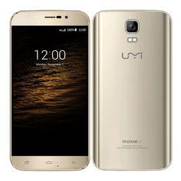 Wholesale 2016 Hotsale UMI ROME X Beautiful Cellphone Inches HD Android Lollipop MTK6580 Quad core G Wcdma Smartphone Dual Sim