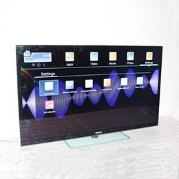 Wholesale 55 quot Full HD LED TV HD Television Clear Vision Ultra thin Dropshipping Service