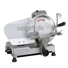 Wholesale 530 RPM Commercial Meat Slicer quot Blade Electric Deli Slicer Veggies Cutter