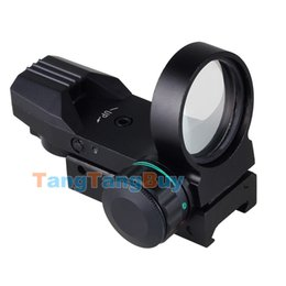 Wholesale 33mm Electro Holographic Type Reticle Red Green Dot Reflex Sight Scope order lt no track