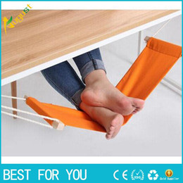 Wholesale Fashion small hammock to relax office tools Large Hanging bed to Relieve foot fatigue as household products