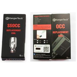 Upgrade OCC Vertical Coils For Subtank Coil OCC Replacement Coils For Subtank mini v2 VS SSOCC Coils