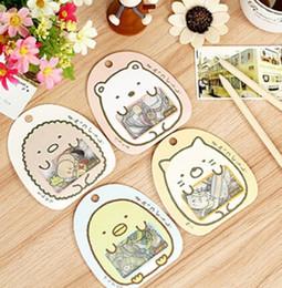 Wholesale 50pcs pack Japan Cute Little Animal design sticker pack bag hot selling decoration packing stickers Kawaii sticker dandys