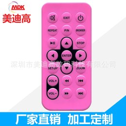 Wholesale 2016 NEW frequency ultra thin remote controller for Radio fan offer Personal Tailor